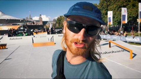 Amsterdam Open Day #2 Qualification & Flatspot Best Trick | Flatspot Magazine