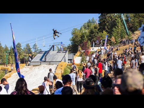 "An inside look at ""Hot Dawgz and Hand Rails"" at Bear Mountain 