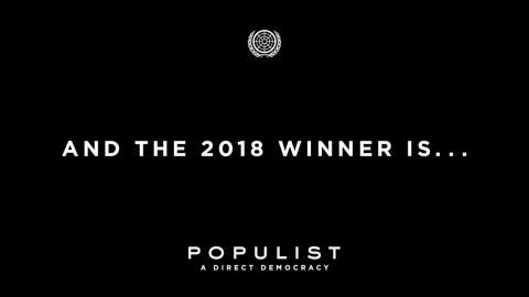 And the 2018 POPULIST Winner Is... | The Berrics