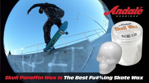 Andalé Bearings Skull Wax Is The Best | Andale Bearings