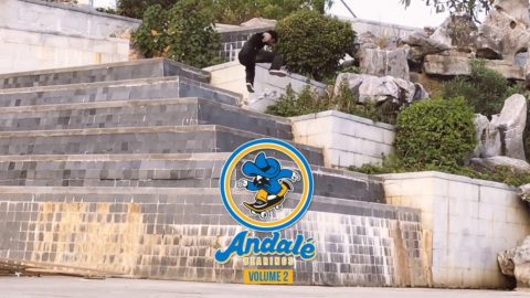 Andalé Bearings Team Edit Volume 2 - Andale Bearings
