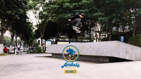 Andalé Bearings Team Edit Volume 3 - Andale Bearings