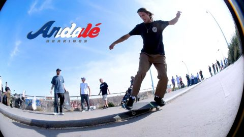 Andale in France | Andale Bearings