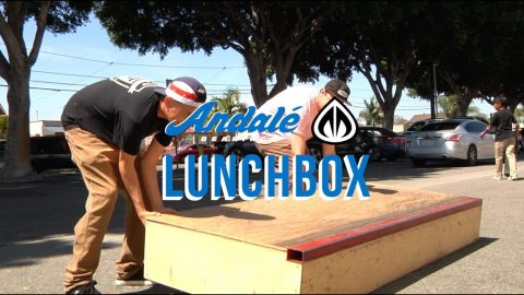 Andale Lunch Box Mainline Skate Shop | Joey Brezinski