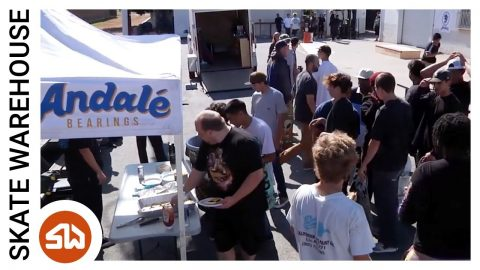 Andale Lunchbox Tour 2019 | Skate Warehouse