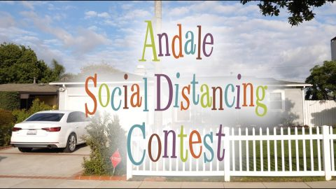 Andalé Social Distance Creative Home Video Contest | Andale Bearings