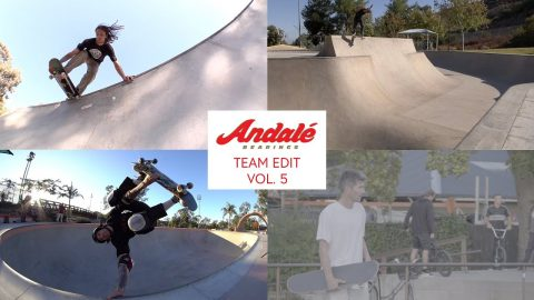 Andale Team Edit Vol. 5 Vert Bros | Andale Bearings