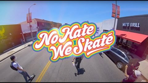 Andale's No Hate We Skate! | Andale Bearings