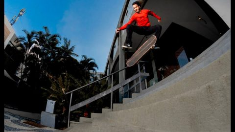 André Willian: Texturas | CemporcentoSKATE
