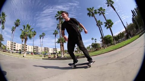 ANDRES DIAZ NIKI WELCOME PART | Nomadskateboards