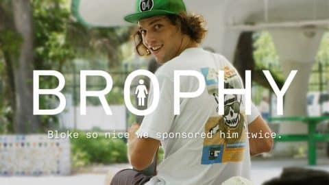 Andrew Brophy | Bloke So Nice, We Sponsored Him Twice - crailtap