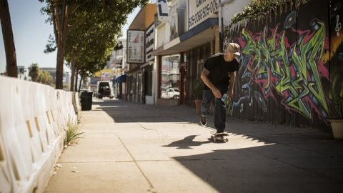 Andrew Reynolds Collection - RVCA