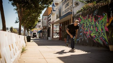 Andrew Reynolds | Made in the USA - RVCA