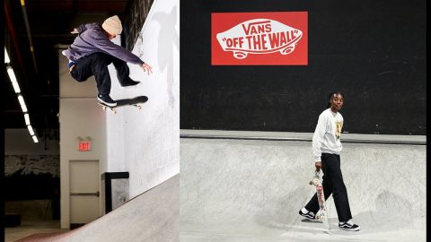 Andrew Reynolds & Rowan Zorilla At Vans Space 198 | The Berrics