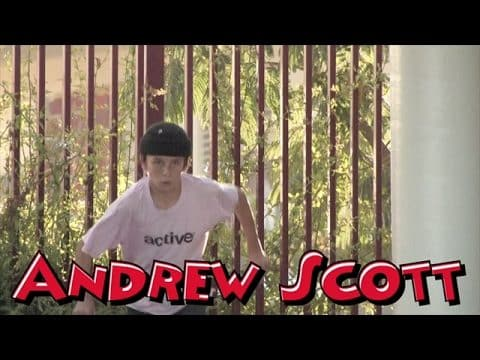 Andrew Scott, Hijinx Unlimited Part | TransWorld SKATEboarding - TransWorld SKATEboarding