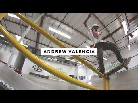 Andrew Valencia and Friends - TransWorld SKATEboarding
