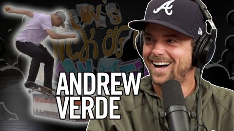 Andrew Verde - Eldy's Pick Of The Week | Nine Club Highlights