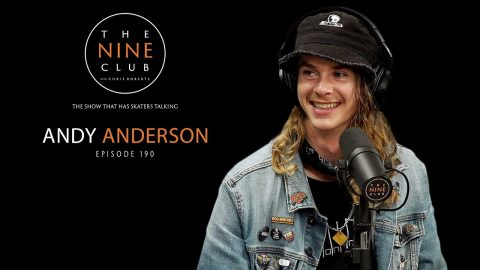 Andy Anderson   The Nine Club With Chris Roberts - Episode 190   The Nine Club
