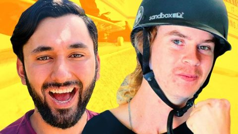 ANDY ANDERSON VS WILL CORTEZ | QUARANTINE MINI RAMP CHAMP RD 4 | Braille Skateboarding