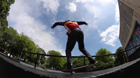 "Angelo Tomasino ""There's always room for Jello"" 