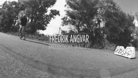 Angvar summer 2014 - Kaleidoscope skate co.