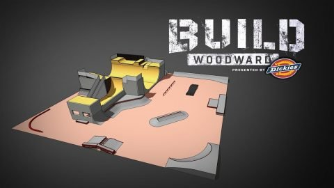 Animal Chin Street - EP3 - Build Woodward Presented By Dickies - Woodward Camp