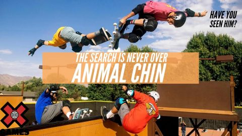 ANIMAL CHIN: THE SEARCH IS NEVER OVER | World of X Games | X Games