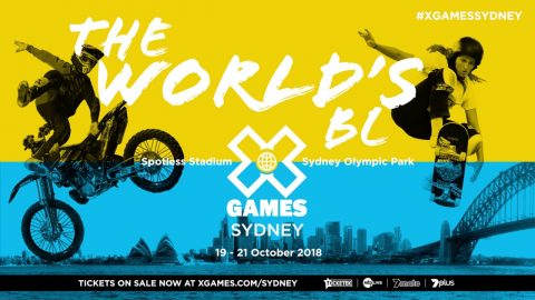 ANNOUNCING: X Games Sydney 2018 - X Games