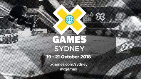 ANNOUNCING X Games Sydney 2018 - X Games