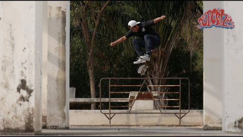 Aod Suriyan - SuperMix RAW | preduce skateboards