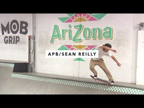 APB and Sean Reilly - TransWorld SKATEboarding