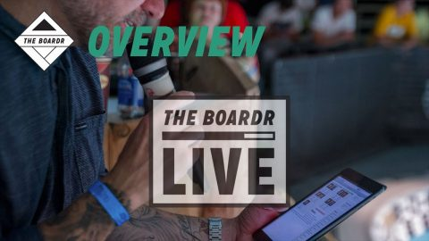 App Overview: The Boardr Live Skateboarding and Action Sports Scoring System | TheBoardr