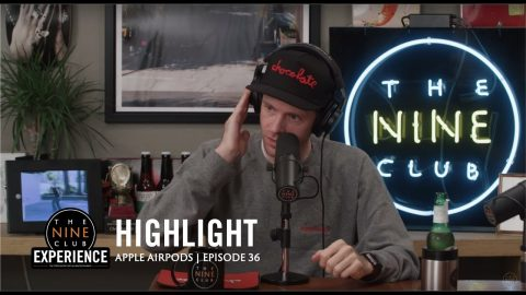 Apple AirPods - DO THEY SUCK?   The Nine Club Highlights