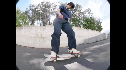 "April Skateboards ""REPLAY"" 