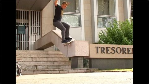 Archive: Fabian Verhaeghe tribute - Homemade Skateboards