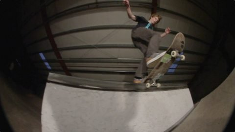 Archive: Flatspot Exclusive - Shajen Willems & Billy Hoogendijk in Belgium - Homemade Skateboards