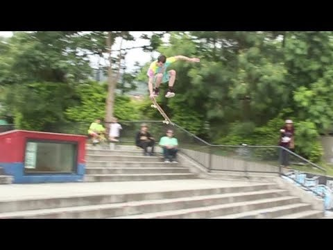 Arizona Iced Tea, Chimba De Parch Full Video - TransWorld SKATEboarding