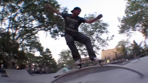 Arizona Iced Tea Sizzlin Hot Summer Tour Cooper Park | TransWorld SKATEboarding - TransWorld SKATEboarding