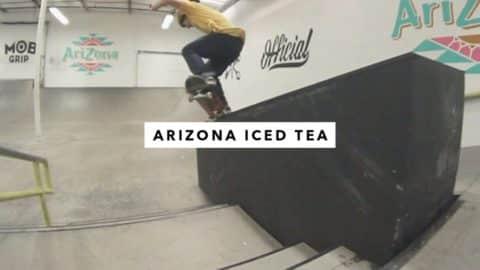 Arizona Iced Tea | TransWorld SKATEboarding - TransWorld SKATEboarding