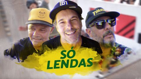 AS LENDAS ESTAVAM PRESENTES NO VERT BATTLE! | SKATE BRASIL