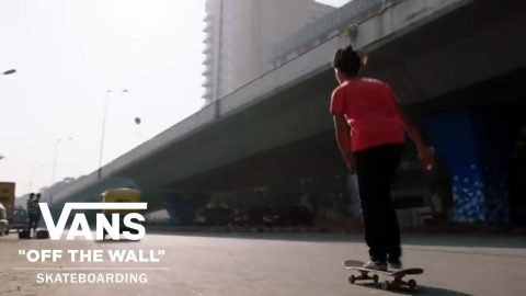Atita and Lizzie Bring Girl Skateboarding Power To India | THIS IS OFF THE WALL | VANS - Vans