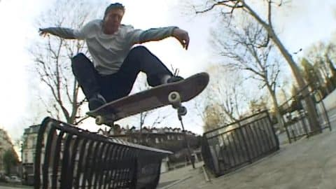 Atlantic Drift - Episode 3 - Paris - ThrasherMagazine