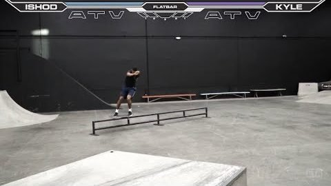 ATV // Round 1 Game 1: Ishod Wair vs. Kyle Walker | ETN