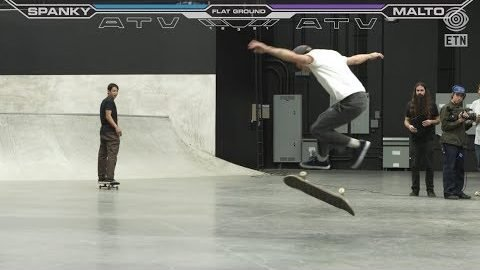 ATV // Round 1 Game 3: Sean Malto vs. Kevin 'Spanky' Long | ETN