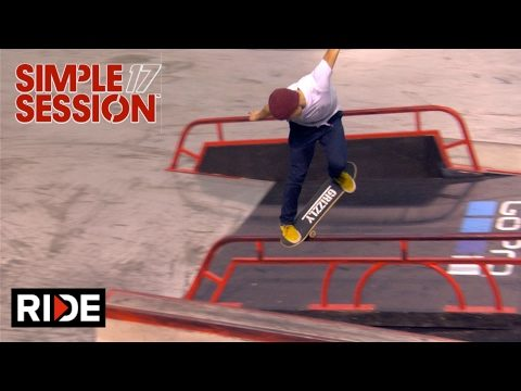 Aurelien Giraud Winning Simple Session 2017 - RIDE Channel