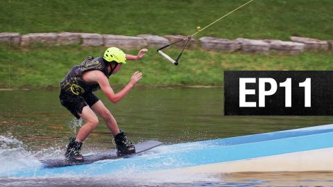 Aussie Gavo - EP11 - Camp Woodward Season 10 | Woodward