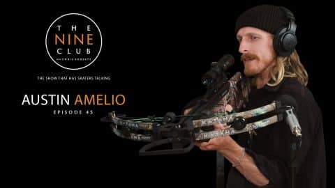 Austin Amelio | The Nine Club With Chris Roberts - Episode 45 - The Nine Club