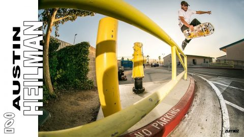 Austin Heilman | Next New Wave - The Berrics