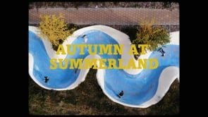 Autumn at Summerland | Kristoffer Davidsson