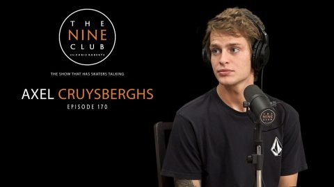 Axel Cruysberghs | The Nine Club With Chris Roberts - Episode 170 | The Nine Club